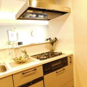 西早稲田シティタワー(14階,5980万円)のキッチン