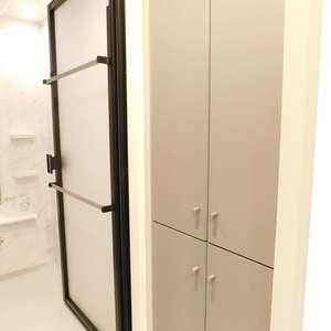西早稲田シティタワー(14階,5980万円)の化粧室・脱衣所・洗面室