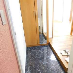 西早稲田ハイツ(3階,3780万円)のお部屋の玄関