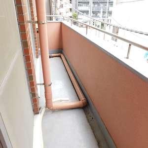 西早稲田ハイツ(3階,3780万円)のバルコニー