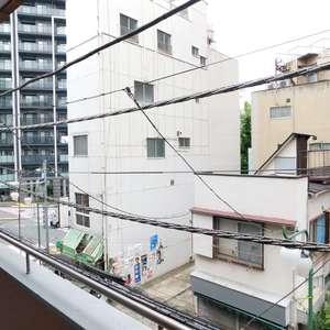 西早稲田ハイツ(3階,3780万円)のお部屋からの眺望