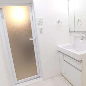 西早稲田ハイツ(3階,3780万円)の化粧室・脱衣所・洗面室