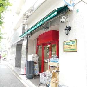 西早稲田ハイツの周辺の食品スーパー、コンビニなどのお買い物
