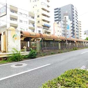 西早稲田ハイツの交通アクセス