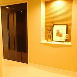池袋パークタワー(23階,)のお部屋の玄関