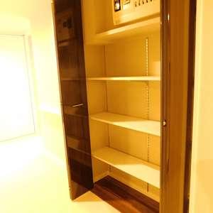 池袋パークタワー(23階,)のお部屋の廊下