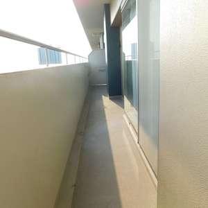 池袋パークタワー(23階,)のバルコニー