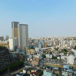 池袋パークタワー(23階,)のお部屋からの眺望