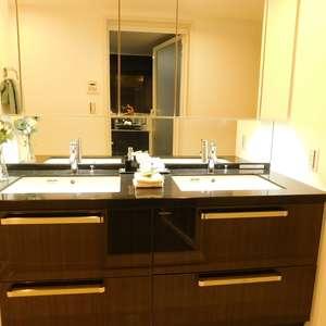 池袋パークタワー(23階,)の化粧室・脱衣所・洗面室