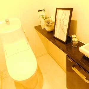 池袋パークタワー(23階,)のトイレ
