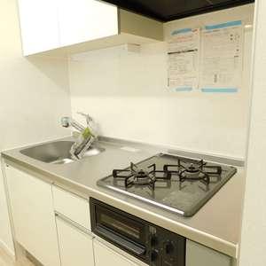 ステージファースト目白(12階,3299万円)のキッチン