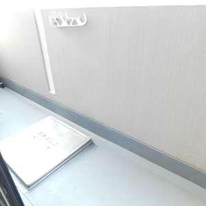 ステージファースト目白(12階,3299万円)のバルコニー