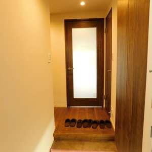 秀和大山レジデンス(2階,)のお部屋の玄関