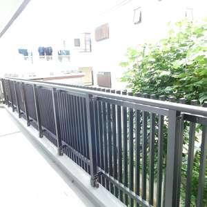 秀和大山レジデンス(2階,)のバルコニー