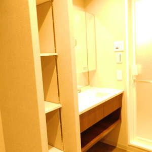 秀和大山レジデンス(2階,)の化粧室・脱衣所・洗面室