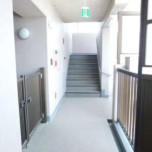ナイスアーバン池袋山手通り(12階,)のフロア廊下(エレベーター降りてからお部屋まで)