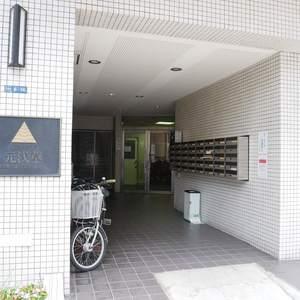 パシフィックパレス元浅草のマンションの入口・エントランス