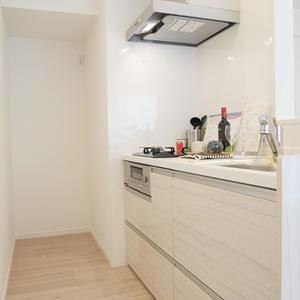 パシフィックパレス元浅草(6階,)のキッチン