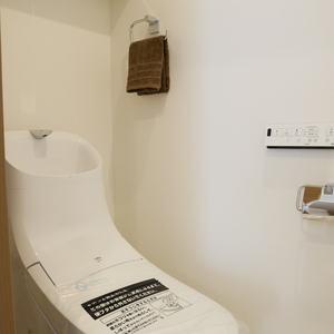 パシフィックパレス元浅草(6階,)のトイレ