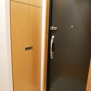 プレスト・アイディ秋葉原(2階,)のお部屋の玄関