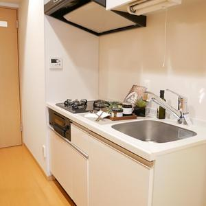 プレスト・アイディ秋葉原(2階,)のキッチン
