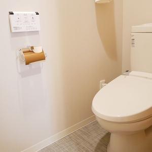 プレスト・アイディ秋葉原(2階,)のトイレ