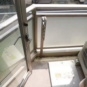 プレスト・アイディ秋葉原(2階,)のバルコニー