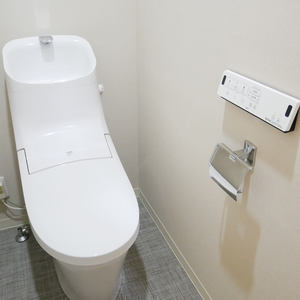 レガリアシティ神田末広町(4階,)のトイレ