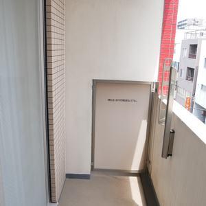 レガリアシティ神田末広町(4階,)のバルコニー