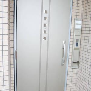 レガリアシティ神田末広町(4階,)のフロア廊下(エレベーター降りてからお部屋まで)