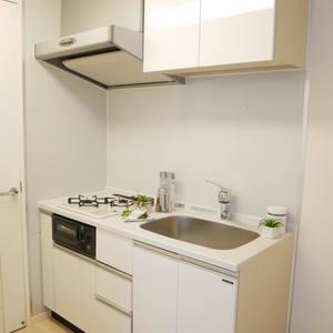 レガリアシティ神田末広町(4階,)のキッチン