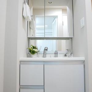 レガリアシティ神田末広町(4階,)の化粧室・脱衣所・洗面室