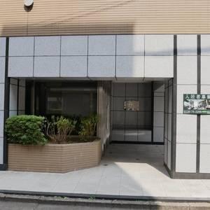 菱和パレス秋葉原駅前のマンションの入口・エントランス