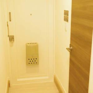 パシフィック松が丘(3階,)のお部屋の玄関