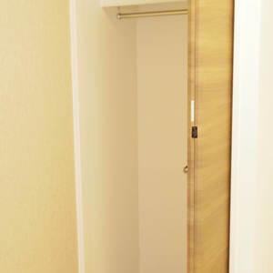 パシフィック松が丘(3階,)のクローゼット