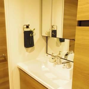 パシフィック松が丘(3階,)の化粧室・脱衣所・洗面室