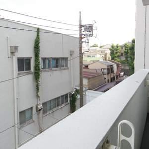パシフィック松が丘(3階,)のお部屋からの眺望
