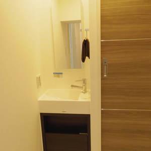 中野ハイネスコーポ(7階,2999万円)の化粧室・脱衣所・洗面室