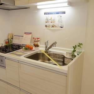 中野ハイネスコーポ(7階,2999万円)のキッチン
