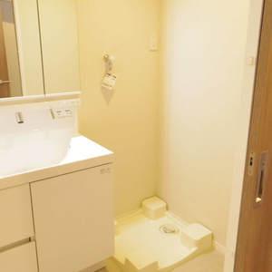 マンション沼袋(3階,)の化粧室・脱衣所・洗面室