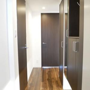 ライオンズマンション日本橋浜町第2(9階,5480万円)のお部屋の廊下