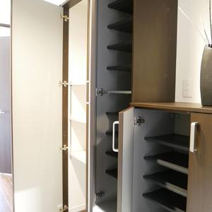 ライオンズマンション日本橋浜町第2(9階,5480万円)のお部屋の玄関