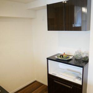 ライオンズマンション日本橋浜町第2(9階,5480万円)のキッチン