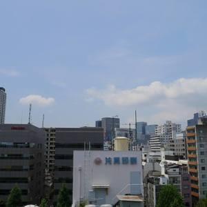 ライオンズマンション日本橋浜町第2(9階,5480万円)のお部屋からの眺望