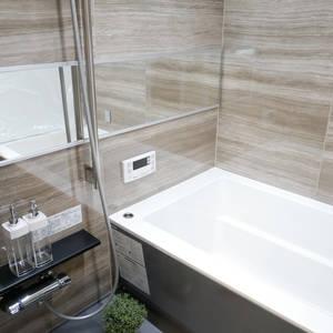 ライオンズマンション日本橋浜町第2(9階,5480万円)の浴室・お風呂