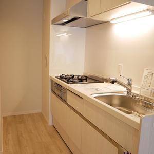 浜町サンフラワーマンション(4階,)のキッチン