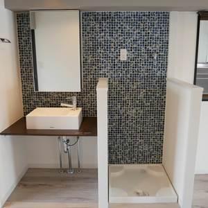 日本橋小網町ハイツ(8階,)の化粧室・脱衣所・洗面室
