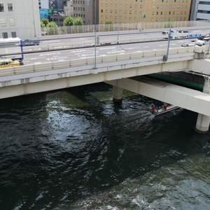 日本橋小網町ハイツ(8階,)のお部屋からの眺望