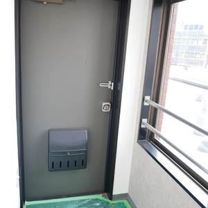 日本橋小網町ハイツ(8階,)のお部屋の玄関