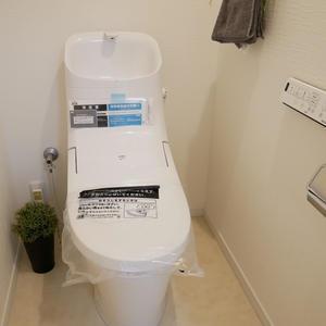 安田小網町マンション(2階,2980万円)のトイレ